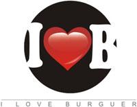 I Love Burger Logo